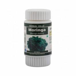 Herbal Hills Moringa, 60 Tablets