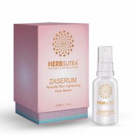 Herbsutra Zaserum Versatile Skin Lightening Face Serum, 30ml