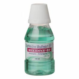 Hexidine Ep Mouth Wash, 150ml