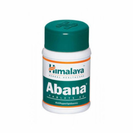 Himalaya Herbals Abana, 60 Tablets