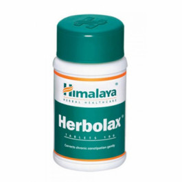 Himalaya Herbals Herbolax, 100 Tablets