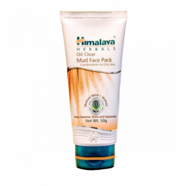 Himalaya Oil Clear Mud Face Pack, 100gm