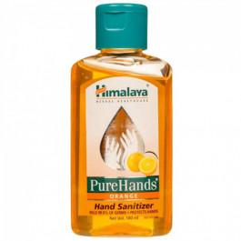 Himalaya PureHands Orange Hand Sanitizer, 100ml
