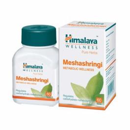 Himalaya Wellness Meshashringi, 60 Capsules