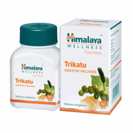 Himalaya Wellness Trikatu, 60 Tablets