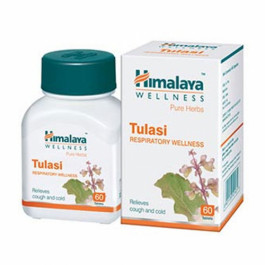 Himalaya Wellness Tulasi, 60 Tablets