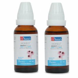 Dr Batra's Homeo+ Immunity Oral Drops (Buy 2 Get 1 Free)