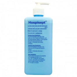 Hospisept Alcohol Based Hand and Skin Disinfectant, 500ml