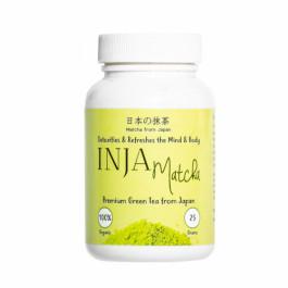 INJA Matcha Organic Green Tea, 25gm