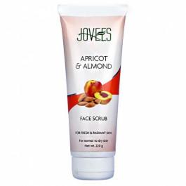 Jovees Apricot & Almond Scrub, 220gm