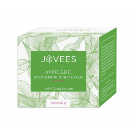Jovees Avocado Revitalising Night Cream, 50gm