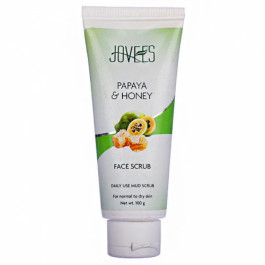 Jovees Papaya & Honey Scrub, 100gm
