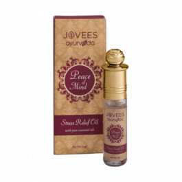 Jovees Peace Of Mind Stress Relief Oil, 6ml