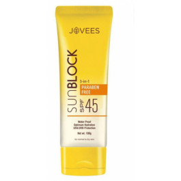 Jovees Sun Block (SPF-45), 100gm