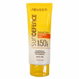 Jovees Sun Defence Cream SPF50, 100gm