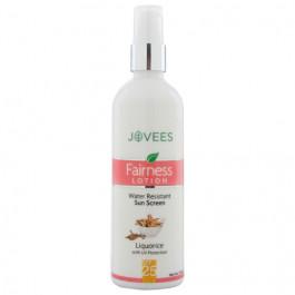 Jovees Suncreen Fairness Lotion (SPF-25), 200ml