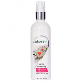 Jovees White Water Lily Moisturising Lotion, 100ml