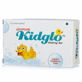 Kidglo Bathing Bar, 75gm