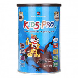 Kids-Pro Chocolate Powder, 200gm