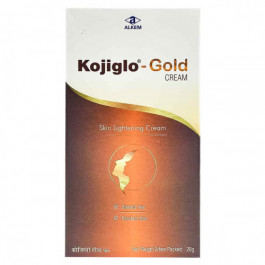 Kojiglo Gold Cream, 20gm