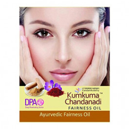 Kumkuma Chandanadi Fairness Oil, 10ml
