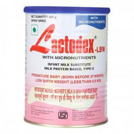 Lactodex L.B.W, 400gm