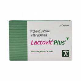 Lactovit Plus, 10 Tablets