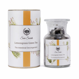 Seer Secrets Lemongrass Green Tea, 50gm