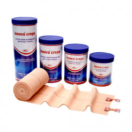 Leukocrepe Cotton Crepe Bandage 6cms*4mtr