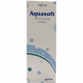 Aquasoft Moisturising Lotion, 100ml