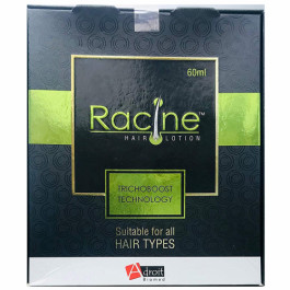 Racine Hair Lotion, 60ml