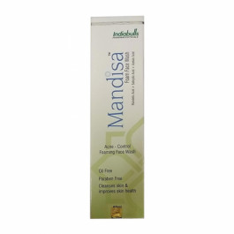 Mandisa Foam Face Wash, 60ml