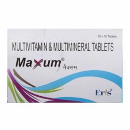 Maxum, 10 Tablets