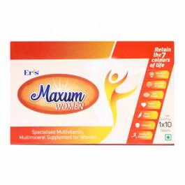 Maxum Women, 10 Tablets