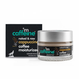 mCaffeine Naked And Raw Cappuccino Coffee Face Moisturizer, 50ml