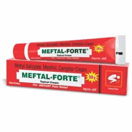Meftal Forte Cream, 50gm
