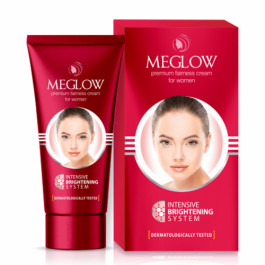 Meglow Cream (Women), 50gm