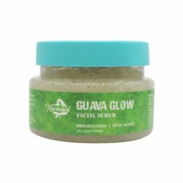 Mermaid Guava Glow Facial Scrub, 200gm