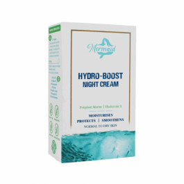 Mermaid Hydro Boost Night Cream, 30gm