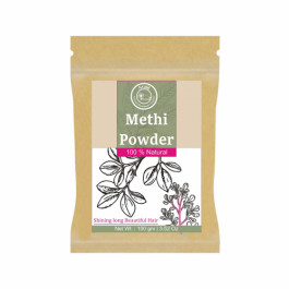 Avnii Organics Natural Methi Powder, 100gm