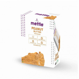 Mettle Peanut Butter Protein Bar, 60gm (Pack Of 6)