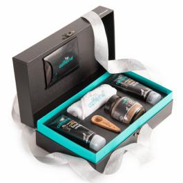 mCaffeine Coffee Moment Skin Care Gift Kit, 300gm