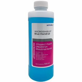 Microshield Blue Handrub, 500ml