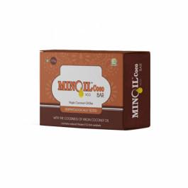 Minoil Coco VCO Bar, 50gm