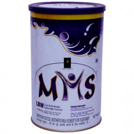 MMS LBW Infant Milk Formula, 400gm