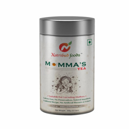 Nutribud Foods Momma's Tea, 50gm