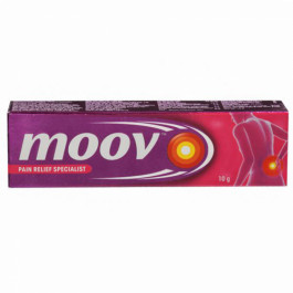 Moov Pain Relief Cream, 10gm