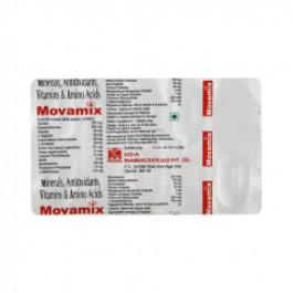 Movamix, 10 Tablets