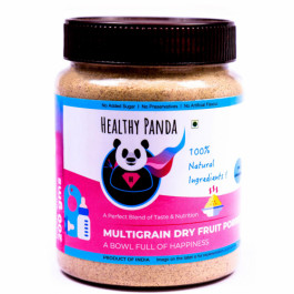 Healthy Panda Multigrain Dry Fruit Porridge, 250gm