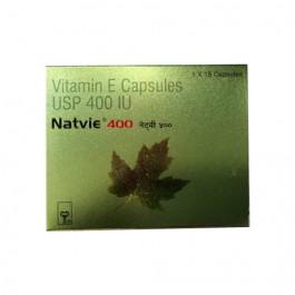 Natvie 400, 15 Capsules